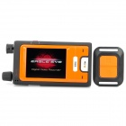 "2.5"" TFT 3.0MP Wide Angle CCD Camcorder w/ AV-out / 3.5mm Jack / TF - Black + Orange"