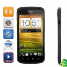 "HTC ONE S Android 4.0 WCDMA Bar Phone w/ 4.3"" Capacitive Screen, GPS and Wi-Fi - Black (16GB)"