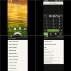 "HTC ONE S (Z560e) 4.3"" android bar telefon m / 1GB ram, 16GB ROM - svart"
