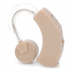 Simple Sound Voice Amplifier Hearing Aid - Khaki (3 x AG13)