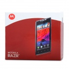 "Motorola XT912 Droid RAZR LTE Android 2.3 WCDMA Cellphone w/4.3"" Capacitive and GPS - Black (16GB)"