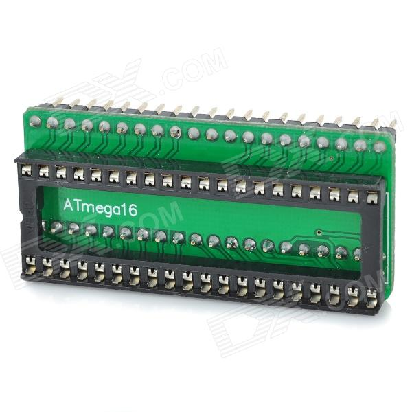 AVR ATmega16 to 51 MCU Microcontroller Development Board Converter for Arduino