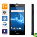 Sony LT28i Xperia Ion Android 2.3 WCDMA Barphone w/ 4.5