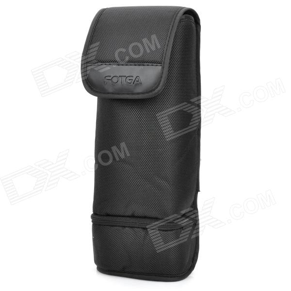 FOTGA C99 Portable Water Resistant Speedlight Bag - Black