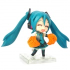 170 Cute Hatsune Miku Face Changeable Figure Garage kit Set