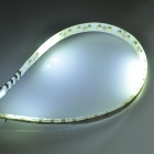 4,8W Cold White Light 32 * 3528 SMD LED Light Strip (DC 12V / 30cm)
