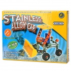 Intellectual Development Self-Assembly Stainless Alloy Car Kit (93-Piece Pack)