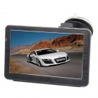 "7.0"" Resistive WinCE 6.0 GPS Navigator w/ DVR / Bluetooth / Australia + New Zealand Map"