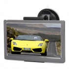 "7.0"" Resistive Touch Screen Win CE 6.0 GPS Navigator w/ Bluetooth / USA + Canada + Mexico Map (4GB)"