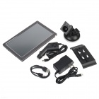 "7.0"" Resistive Touch Screen WinCE 6.0 GPS Navigator w/ ISDB-T TV / Brazil + Argentina Map"