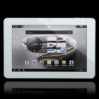 "N10 10.1"" IPS Touch Screen Android 4.0 Tablet PC w/ TF / Camera / Wi-Fi / HDMI - White"