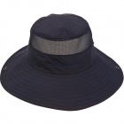 Kenmont Summer UV Protection Breathable Sunhat Cap - Navy Blue