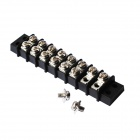 450V 32A Double Row 16-Position Screw Terminal Block Connector (5-Piece Pack)