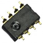 DIY 4-Position 2.54mm Pitch Dip Switches (10-Piece Pack)