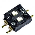 DIY 2-Position 2.54mm Pitch Dip Switches (20-Piece Pack)
