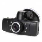 "TX133 1.5"" TFT 5MP Wide Angle 6-LED Night Vision Car DVR Camcorder w/ Mini USB / HDMI / TF / AV out"