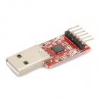 CP2102 USB to TTL Converter Module - Red