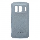ROCK Protective PC Back Case for Nokia 808 - Grey
