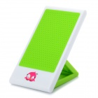 Universal Non-Slip Holder Stand for Cell Phone - Green