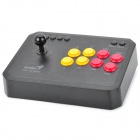 Genius JOYPAD-801 USB / PS3 Wired Fighting Joypad Controller - Black (180cm-Cable)