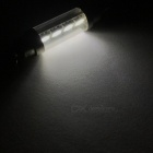 41mm 4x5050 SMD LED 1W 56lm White Light Car Reading / License Plate / Indicator Lamp (12V)
