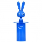Automatic Magic Rabbit Toothpick Holder - Blue
