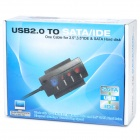 "USB 2.0 to 2.5"" / 3.5"" SATA IDE Hard Drive Adapter Cable"