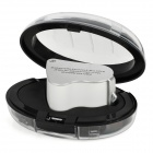 Double-Multiple 60X 30X Jewelers Magnifier w/ 2-LED Flashlight (3 x LR1130)