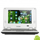 "Imos A703 7,0 ""-LCD-Netbook mit Android 2.2 Wi-Fi / 2GB TF Karte / SD-Slot - Schwarz + Silber"