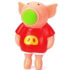 Ball Shooting Pig Stress Reliever Toy (5-Balls)