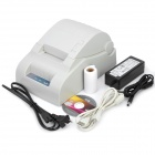 XP-58III USB Thermal POS Receipt / Bill Printer - White