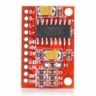 2-Channel 3W PAM8403 Audio Amplifier Board - Red