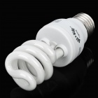 SKY BLUE 11W 180LM Yellow Light Screw Type Energy Saving Lamp - White (AC 220~230V)