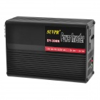 SUVPR 300W DC 12V to AC 220V Power Inverter with USB Port - Black