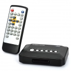 HP31 720p Multi-Media Player w / USB / SD / AV / YPbPr - Schwarz