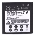 "Replacement 3.7V ""1500mAh"" Li-ion Battery for Sony Ericsson LT16i / MK16i / MT11i / ST18i / MT15i"