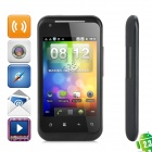"G20 Android 2.3 GSM Smartphone w/ 3.5"" Capacitive Screen, Quad-Band, Wi-Fi and Dual-SIM - Black"