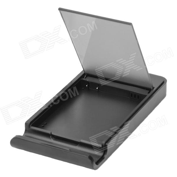 Battery Charging Dock Cradle for HTC G15 - Black