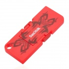 SanDisk Cruzer SDCZ53B Pop-016G-A11 USB 2.0 Flash Drive - Rot (16GB)