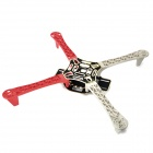 4-Axis Strong Frame Smooth KK MK MWC Quadcopter Kit - Red + White