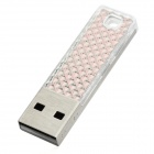 SanDisk Cruzer Facet USB 2.0 Flash Drive - Silver (8GB)