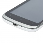 "Huawei G300 Android 2.3 WCDMA Bar Phone w/ 4.0"" Capacitive Screen, GPS and Wi-Fi - Silver Grey"