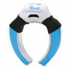 Compact Health Care Neck Cooling Massager - Blue (USB Port / 2 x AAA)
