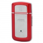 FeiRen 838 Rechargeable Single Head Shaver Razor - Red + Silver (AC 220V)