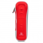 PROJECT DESIGN Protective Hard Carrying Pouch for Wii Remote Controller - Red