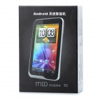 "E9 Android 2.3 WCDMA Tablet Phone w/ 7.0"" Capacitive Screen, GPS, Wi-Fi, TV and 4GB TF Card - Black"