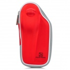 PROJECTDESIGN Protective Hard Carrying Pouch Case for Wii Nunchuck Controller - Red