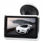 "4.3"" Resistive Touch Screen WinCE 6.0 GPS Navigator w/ Bluetooth / AV IN / USA + Canada + Mexico Map"