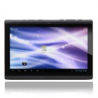 "HYUNDAI A7HD 7.0"" IPS Capacitive Screen Android 4.0 Tablet PC w/ TF / Camera / Wi-Fi / HDMI - Black"