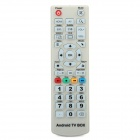TCC8920 Android 4.0 Networking TV Box w/ WiFi / RJ45 / USB2.0 - White (1GB DDR2 / 4GB)